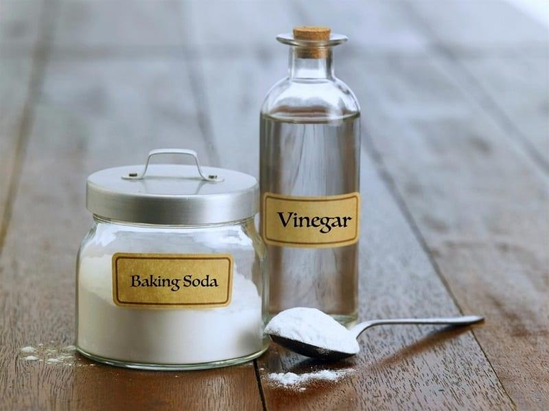 Vinegar Or Baking Soda