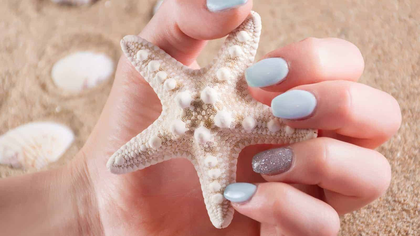 9 Nail Art Designs For Your Beach Vacation