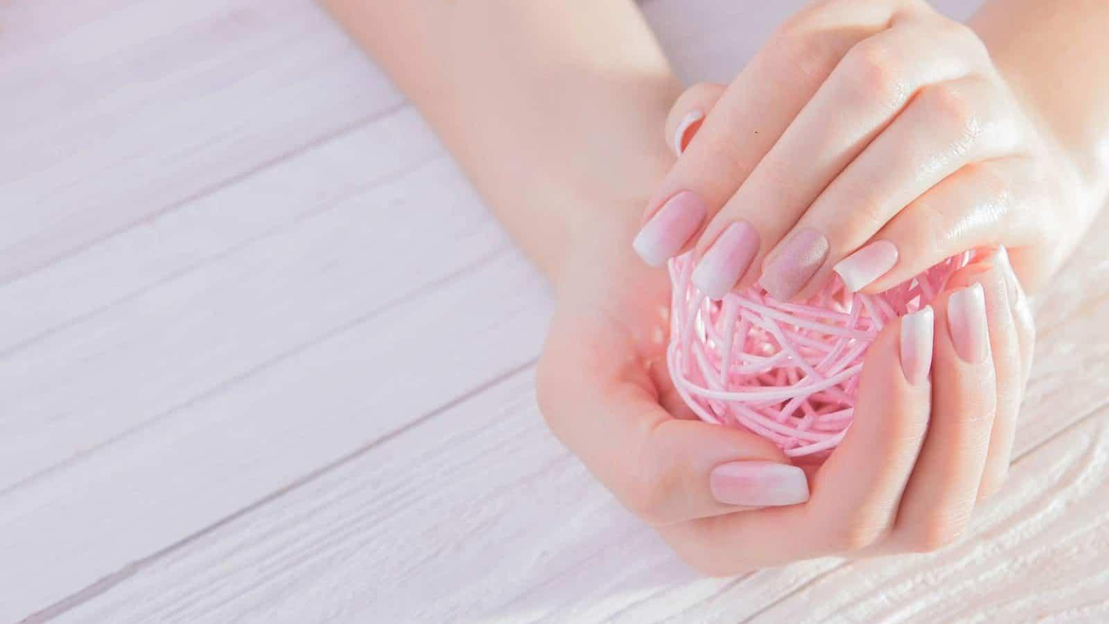 Beautiful Ombre Nail Design