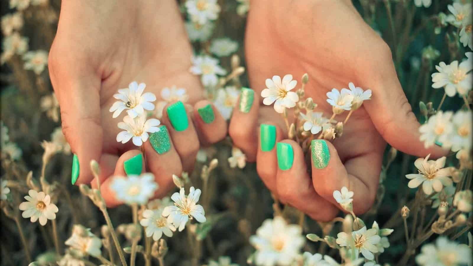 Top 25 Beautiful Short Nail Designs