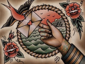 THE HISTORY AND MEANING BEHIND SWALLOW TATTOOS