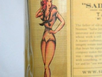 SAILOR JERRY PIN-UP ORNAMENTS AND GIFT TAGS