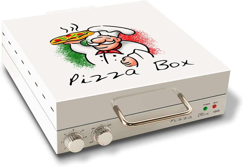 1. Unique & Funny Pizza Oven Box