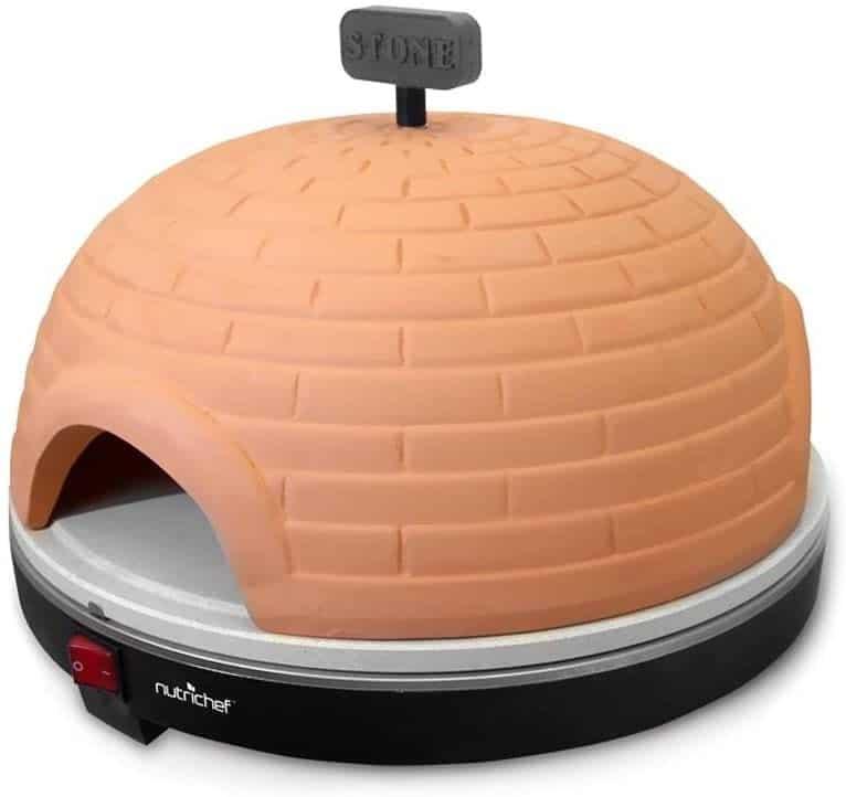 3. Mini Design And Replica Of A DIY Pizza Oven