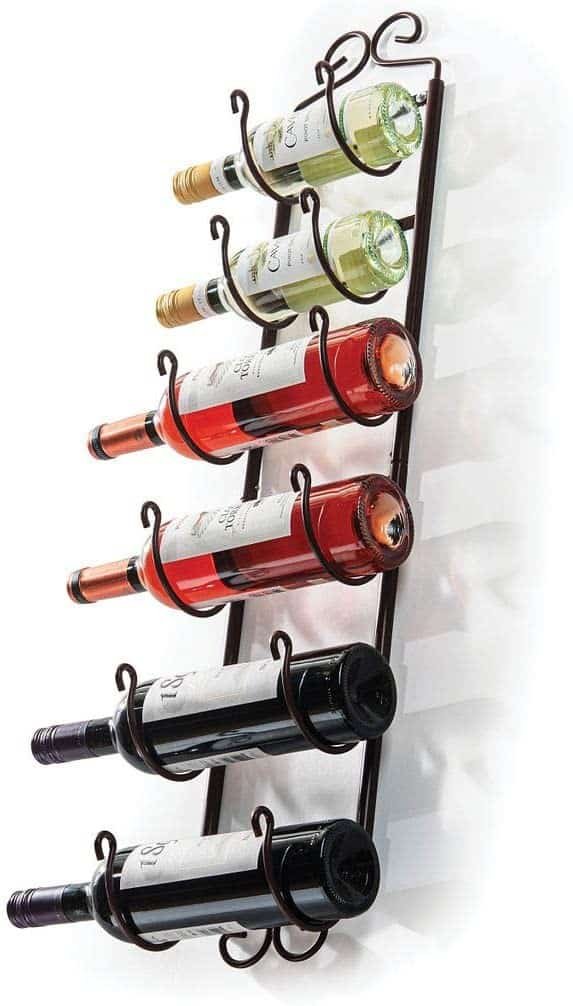 . Umbrella Holder DIY Wine Rack With French Vibe