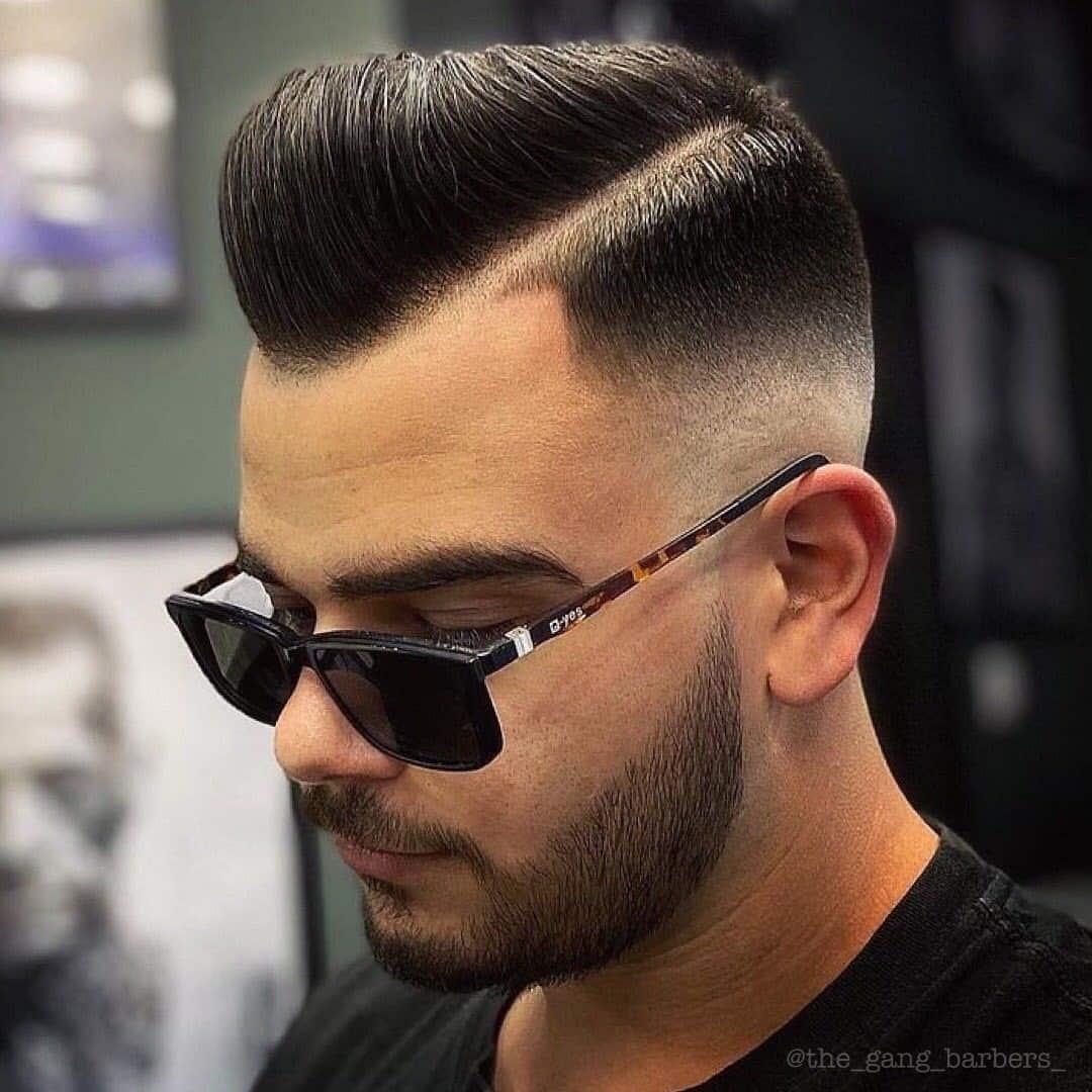 Short Cut Mohawk Idea